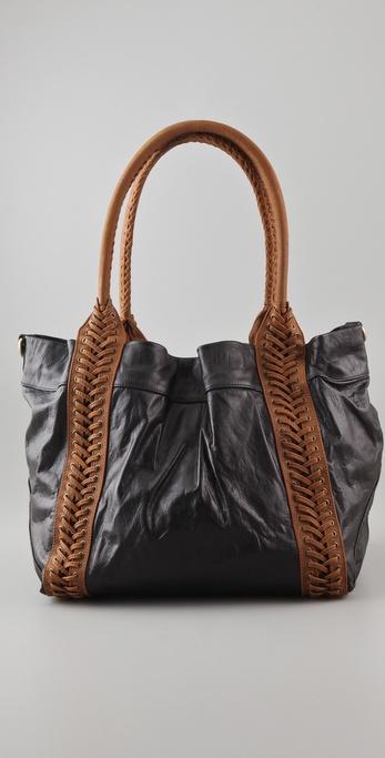Cleobella Abela Two Tone Bag