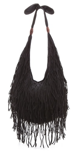 Shop Cleobella Electra Fringe Hobo and Cleobella online - Accessories,Womens,Handbags,Hobo, online Store