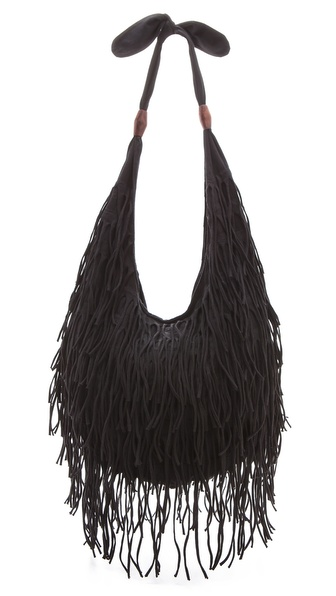 Cleobella Electra Fringe Hobo