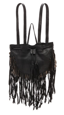 Cleobella Emerson Fringe Backpack