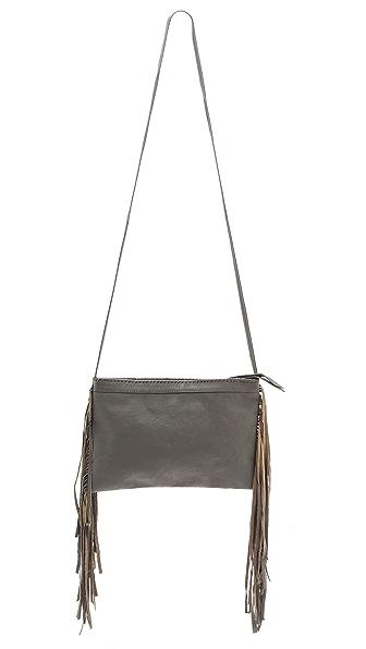 Cleobella Joplin Fringe Cross Body Bag
