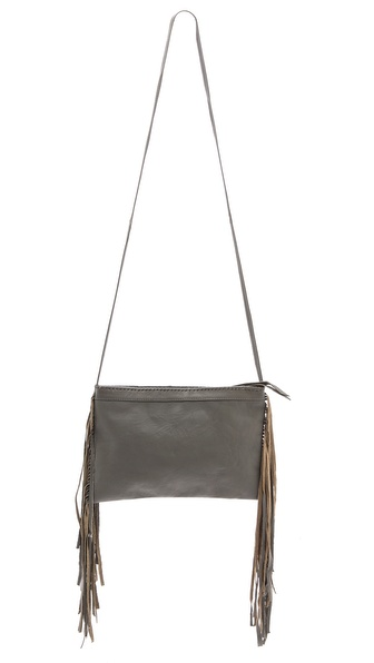 Cleobella Joplin Fringe Cross Body Bag