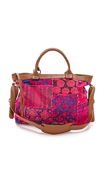 Cleobella Harlow Weekender Bag