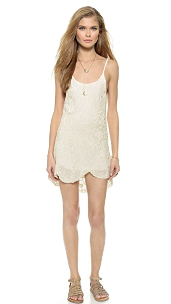 Shop Cleobella online and buy Cleobella Zia Dress Ivory dresses online