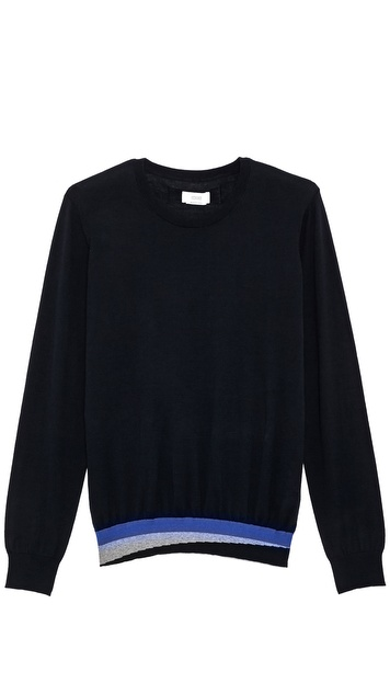 Closed Fine Gauge Sweater