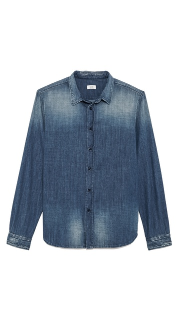 Closed Chambray Shirt