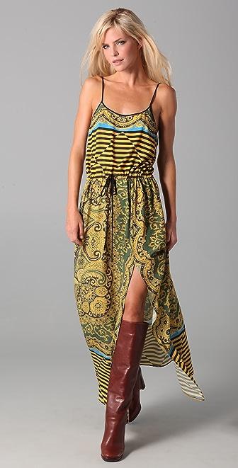 Clover Canyon Thailand Print Tank Dress