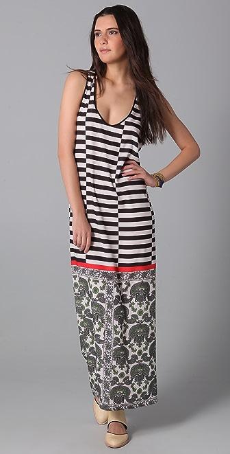 Clover Canyon Bora Bora Print Dress