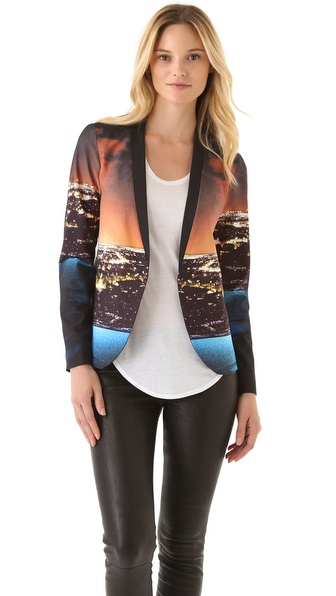 Clover Canyon City Lights Blazer