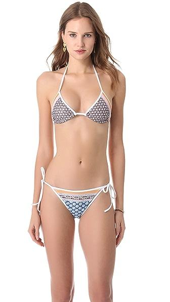 Clover Canyon Chainmail Bikini Top