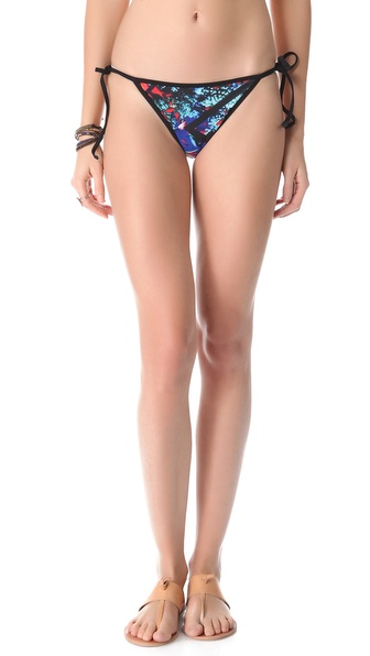 Clover Canyon Aquarium Bikini Bottoms