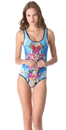 Clover Canyon Underwater One Piece