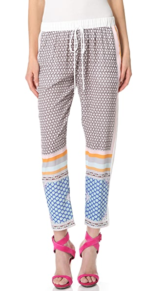 Clover Canyon Chainmail Scarf Pants