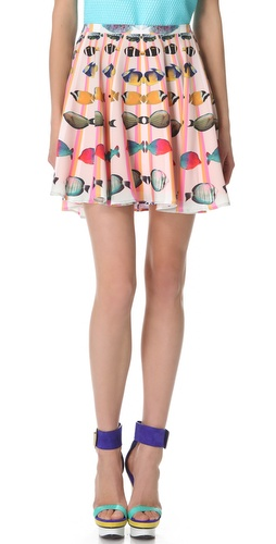 Clover Canyon Fish Ray Skirt