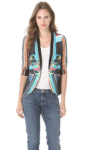Clover Canyon Midnight Diner Blazer