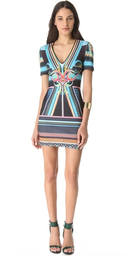 Clover Canyon Midnight Diner Dress