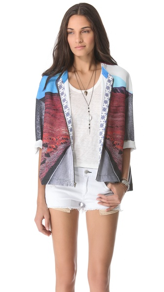 Clover Canyon On The Road Jacket