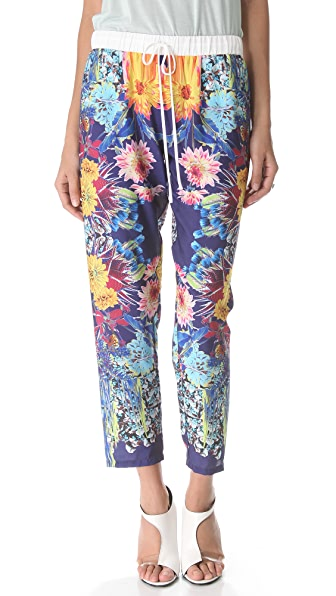 Clover Canyon Turquoise Valley Pants