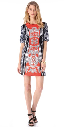 Clover Canyon Bollywood Dress