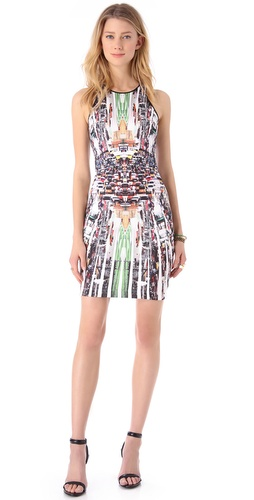 Clover Canyon Traffic Stop Sleeveless Dress
