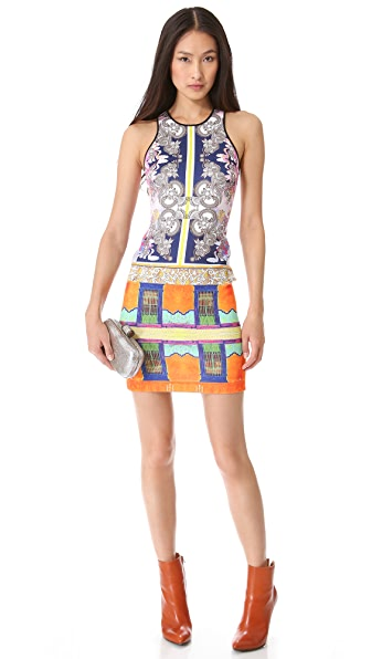 Clover Canyon Palace Interior Sleeveless Dress