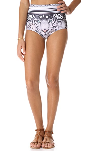 Clover Canyon Eye of the Tiger Bikini Bottoms