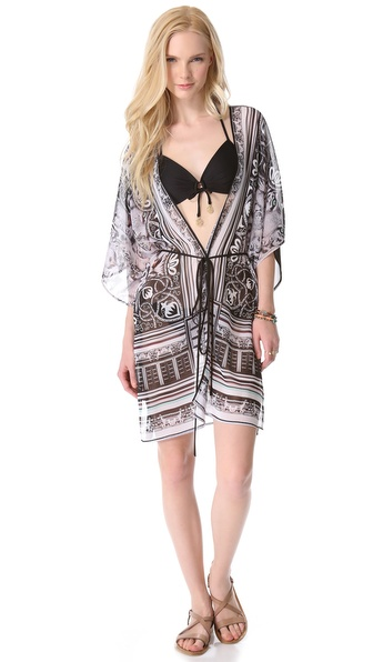 Clover Canyon Eye of the Tiger Kimono