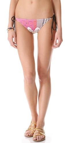 Clover Canyon Taj Mahal Necklace Bikini Bottoms