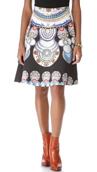 Clover Canyon Russian China Skirt