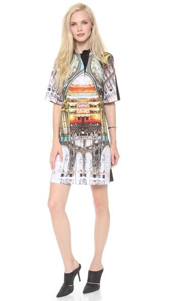 Clover Canyon Grand Finale Collar Dress
