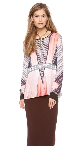Clover Canyon Ballerina Diamond Top