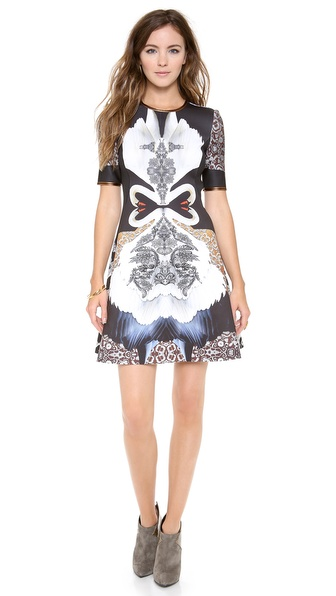 Clover Canyon Swan Dress