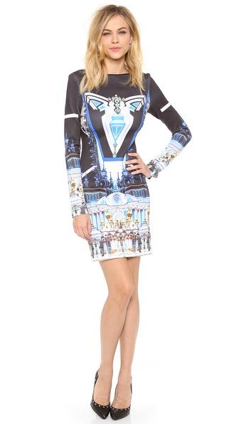 Clover Canyon Crystal Palace Dress