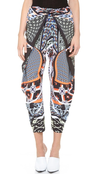 Clover Canyon Cuban Tile Pants