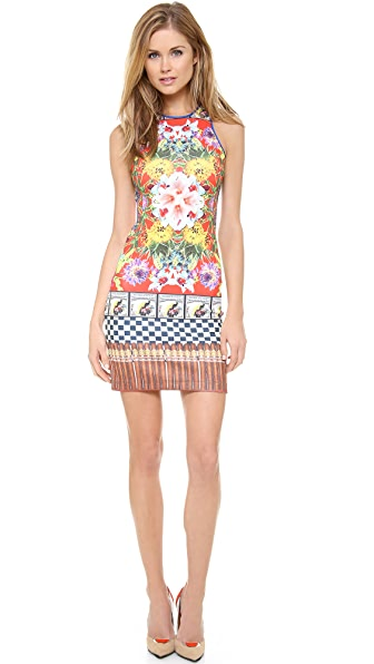 Clover Canyon Cuban Cigars Dress