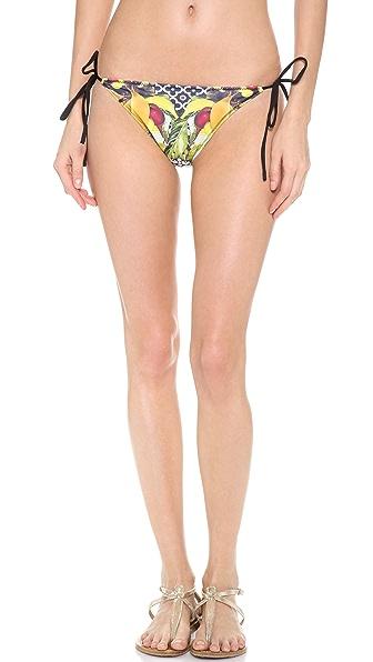 Clover Canyon Banana Scarf Bikini Bottoms