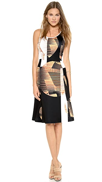Clover Canyon Metal Orbs Sleeveless Dress