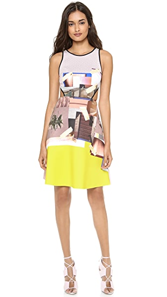 Clover Canyon New Home Cutout Dress