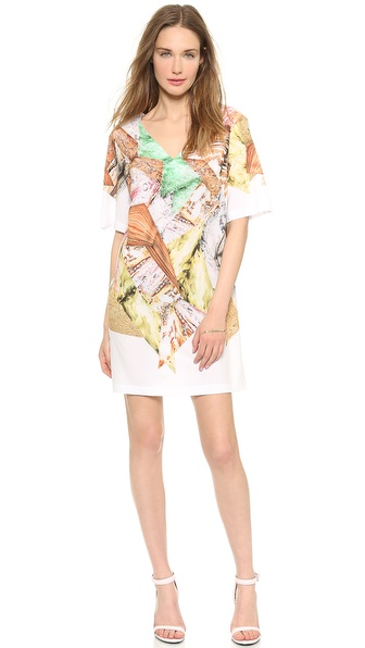Clover Canyon Canyon Rocks Tee Dress