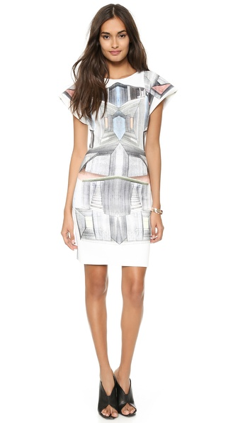 Clover Canyon Interior Perspective Dress