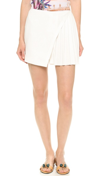 Clover Canyon Half Pleated Skort