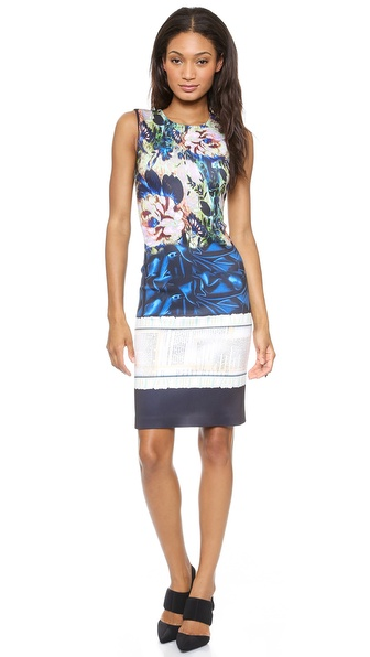Clover Canyon James Joyce Dress