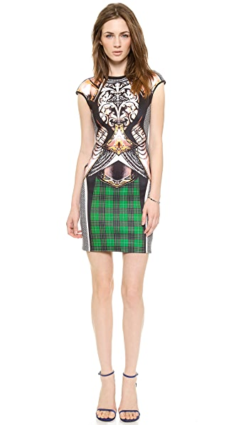 Clover Canyon Magic Armor Dress