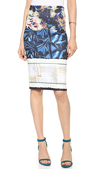 Clover Canyon James Joyce Skirt