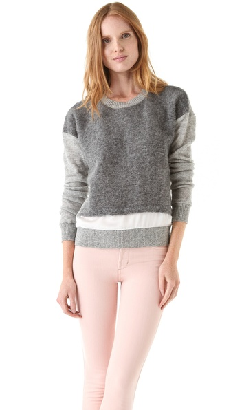 Clu Colorblock Pullover