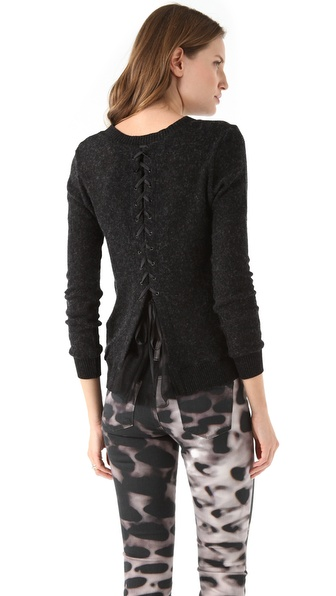 Clu Laced Back Pullover