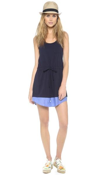 Clu Clu Too Shirttail Dress