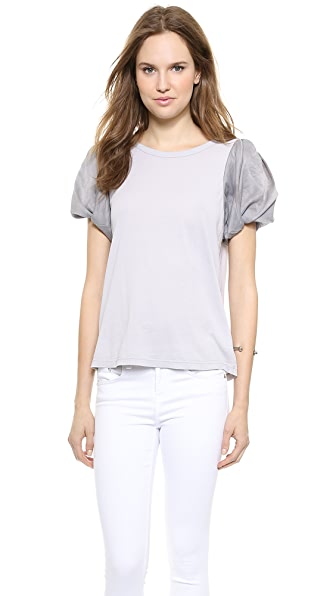 Clu Puff Sleeve Top