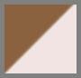 Brown/Pale Pink
