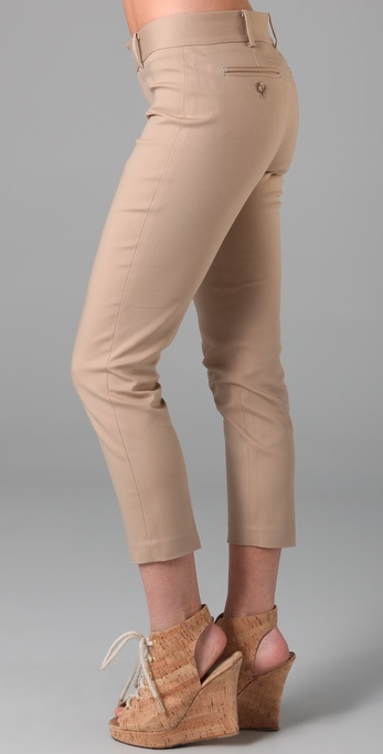 Club Monaco - Renay Cropped Pants